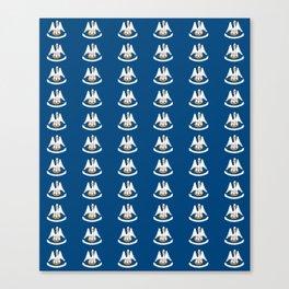 flag of Lousiana 2-Louisiana,new orleans,jazz,french,cajun,treme,baton rouge,south,Louisianian Canvas Print