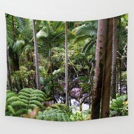 Hawaiian Jungle Wall Tapestry