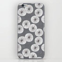 Umbrellas by Friztin iPhone Skin