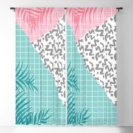 Malibu #society6 #decor #buyart Blackout Curtain