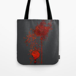 Autumn Burns Tote Bag