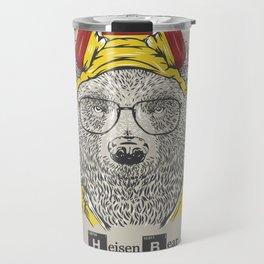 Heisenbear Travel Mug