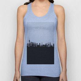 City Skylines: Las Vegas (Alternative) Unisex Tank Top