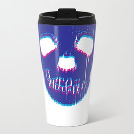 Two face... Metal Travel Mug