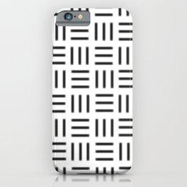 African mudcloth iPhone Case