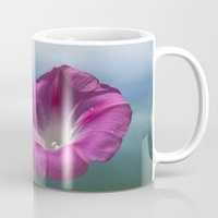 free shipping Mugs featuring Flowers from heaven - Free shipping! by Ordiraptus