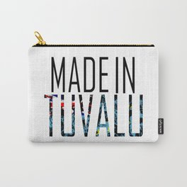 Made In Tuvalu Carry-All Pouch