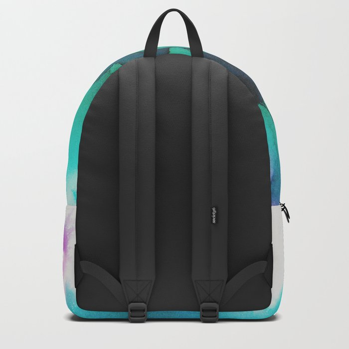 water color explosion 2 Backpack
