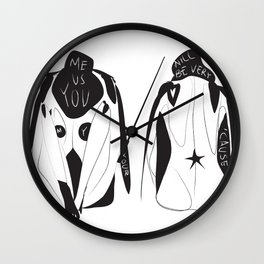 Bug - Emilie Record Wall Clock