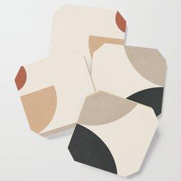 Geometric Modern Art 31 Coaster