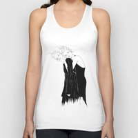 twins Tank Tops featuring Twins by Katya Miron