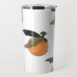 orange you glad Travel Mug