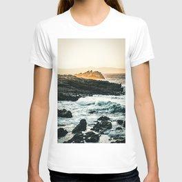 Golden Light in Hermanus, South Africa T-shirt