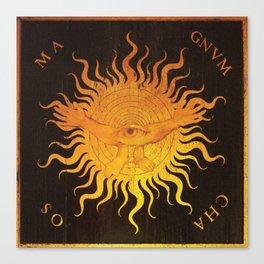 Lorenzo Lotto - Capoferri Magnum Chaos Canvas Print