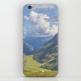 Swiss Valley iPhone Skin