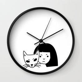Team Wall Clock