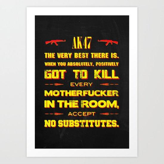 JackieBrown Art Print
