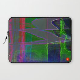 Qpop -Synthwave 1 Laptop Sleeve