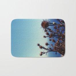 Sun-Bleached Blossom Bath Mat