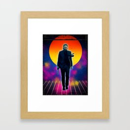 John Wick the boogieman Framed Art Print