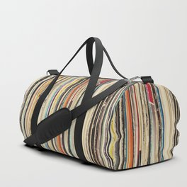 Record Collection Duffle Bag