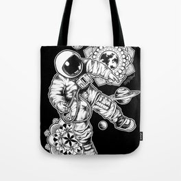 Astronaught Tote Bag