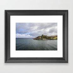Castle View Framed Art Print