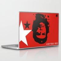 che Laptop & iPad Skins featuring Che Guevara  by panamashirt