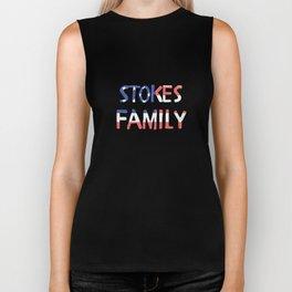 Stokes Family Biker Tank