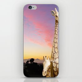 Longnecks iPhone Skin
