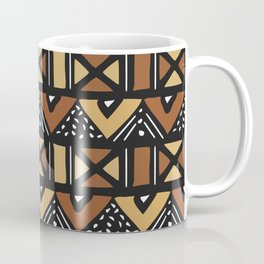 Mud cloth Mali Coffee Mug