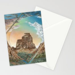Colorado National Monument Polyscape Stationery Cards