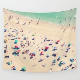 beach summer in love Wall Tapestry