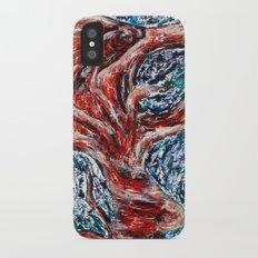 The Scream iPhone X Slim Case