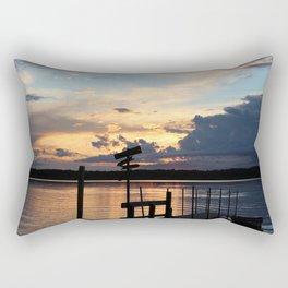 Frankfort Sunset Rectangular Pillow