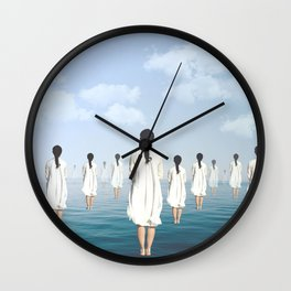 Fregoli D. Wall Clock