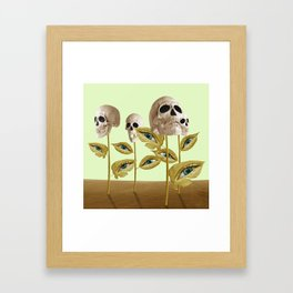 Decadence Growth Framed Art Print