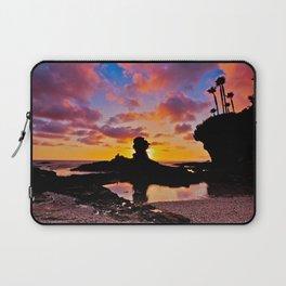 Sunset Laguna Beach, California   11/15/14 Laptop Sleeve