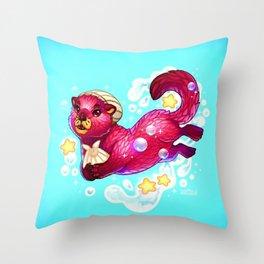 Animal crossing Throw Pillow