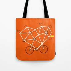 Lovecycle Tote Bag
