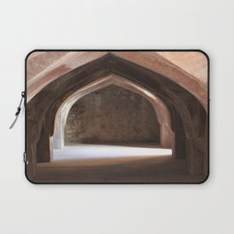 In the catacombs Laptop Sleeve