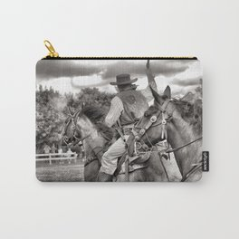 Outlaws Ride Again Carry-All Pouch