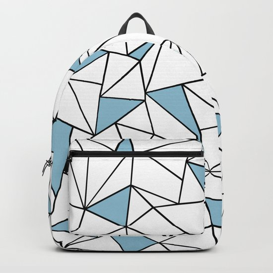 Ab Out Blue Blocks Backpack