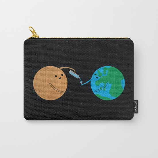 Good Guy Mars Carry-All Pouch