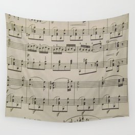 Hungarian Dance No. 5  Wall Tapestry