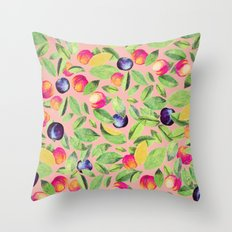 Ripe #society6 #decor #buyart Throw Pillow