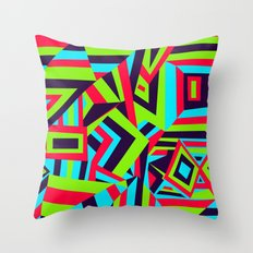 Deconstructed Throw Pillow