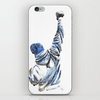 rocky iPhone & iPod Skins featuring rocky by dareba