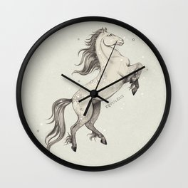 Equuleus Wall Clock