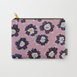 July Rose Carry-All Pouch